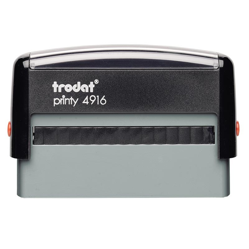 "Trodat 4916 Self-Inking Stamp (2.75"" x 3/8"")"